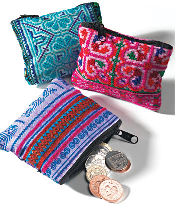 Chic Style Ethnic Bohemian Handmade Handbags Purses Made in India Handbags, Purses, and Bags