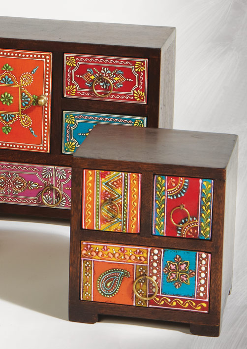 Malabar Spice Chests Amp Tealight Holders Gt Home Amp Gifts
