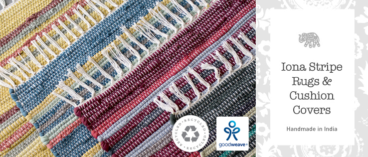 Chindi Rugs Gt Rugs Gt Home Furnishings Gt Namaste Fair Trade