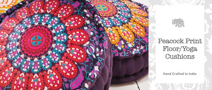 Floor Cushions Gt Home Furnishings Gt Namaste Fair Trade