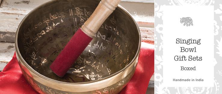 Singing Bowls & Tingsa Cymbals > Home & Gifts > Namaste Fair