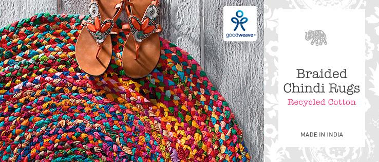 Round Braided Chindi Rugs Gt Home Furnishings Gt Namaste
