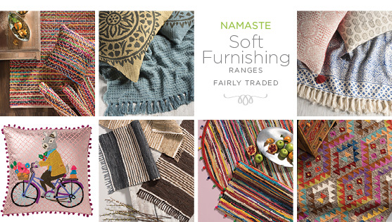 Home Furnishings Gt Namaste Fair Trade Gt Namaste Uk Ltd